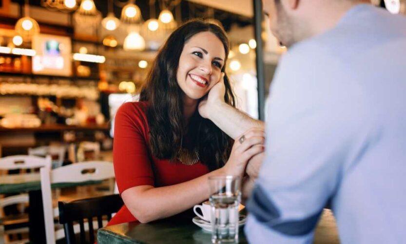Make Him Kiss You with These Easy Tips